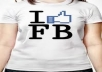 Give you 1010+ Facebook likes,100% real work Guarantees,only