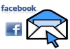 Give you HIGH Quality 1,5 Million 100 Percent Facebook USA Email List to promote your business or your service