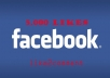 GIVE you 5000+ Real Facebook Likes or Fans to your Fanpage, Guaranteed Real facebook likes