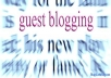write a guest post blog for you on my thermal fuse website