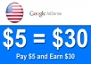 add 25 USA Clicks To Your Adsense Account In 24 Hours