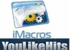 give you 10 automated scripts to get unlimited Facebook likes+Twitter followers+Youtube likes+Google circles and much more INSTANT DOWNLOAD METHOD APPLICABLE {100% working bot and tested}