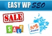 Install easy wp seo plugin ORIGINAL licence to your wordpress website