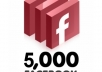 Provide you 5000+ real facebook likes and fans
