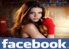 Promote Your Sites To 20000 Real Human FACEBOOK Friends Via Wall Post