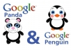 Create MANNUALLY 10 Top Quality SEO Friendly Backlinks from 10 Unique Pr9 Authority Sites + Panda and Penguin Friendly + indexing