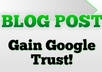 write a 100 word post on my PR3 blog about your website or service and give you a do follow backlink in the blog post for a dofollow link ..!!!!!
