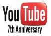 Provide 100% Real **100** Youtube Vedio Vews without using any robotic software