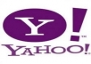 create 250 Yahoo.Com Accounts with security answers and questions