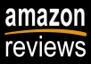Post 1 Amazon Review AND 1 Like from 1 verified purchase account