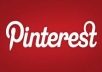 provide you 50++ Pinterest followers,100% real &amp; active