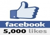 guaranteed 7000 VERIFIED facebook Fans / Likes to your facebook fanpage~!~