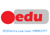 provide 6,000 .edu high authority backlinks from 2,000 .edu wiki articles