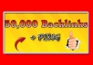 build 49,999+ Blog Comment Backlinks And Ping All Links