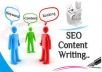 write 500 words articles that will be approved by ezine, hubpages, triond and for several other revenue sharing sites