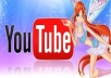 Give you 500 YouTube Video Views 100% Manually on your page only