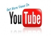 add 150 REAL youtube likes 100 REAL subscribers and 750 Youtube views to boost your video