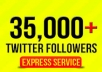 give you instant 26,500 twitter followers, no eggs, no unfollows, without admin access