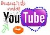 Give you 555+ Youtube Like, 100% real & Genuine only