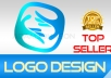 design a great LOGO design for your business, company, blog, website, etc with high quality logo design