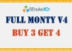 senuke xcr FULLMONTY template to create High Quality Google Friendly Backlinks