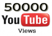 give you more than 50,000+ youtube views to your video