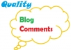 create 100 PR3 Blog omments just
