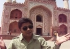 record a video at Mughal King Akbar Royal Palace..!!!!