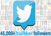 add 45,000+ Twitter Followers in 24h without any Admin Access