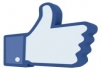 Give You 500+ Facebook Likes To Your Fan Page
