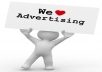 "Sell a banner ad on my ""Make Money Online"" blog having 500k PVs per month & PR3, for a duration of 30 days"