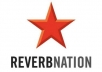 get you guaranteed 6,000+ widget impressions on your reverbnation profile 