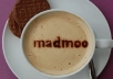 *--************write a short message in the froth of a cup of cappuccino placed on a plain white background plus on 1 separate colour and send you the jpgs