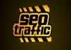 drive UNLIMITED genuine real traffic to your website for one month ~~!!~~
