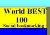 submit your site world best 100 socialbookmarking sites