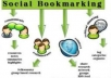 submit to 16 social bookmarking in 5 to 8 page rank site