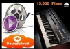 get you 35000 Soundcloud plays To Your SoundCloud Track In 24 Hours Guaranteed !!!!@@@!!!
