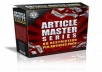 I will give Article Master Series - Total 200 Articles in different categories