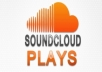 add 40,000 Soundcloud Plays and 10,000 Downloads to boost Your SoundCloud Tracks 