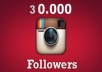 Provide 30,000 Instagram Followers OR 30k Insta likes [25-30 PICS] in 1 hours
