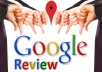 provide 2 Permanent Negative Google Reviews