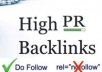 provide you two pr3 and one pr4 blogroll backlink