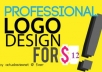 design 1 Great Looking and Professional LOGO Concept and One Header Design for your Website, Special Branding Package