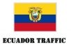 give Unique 3880+ Traffic From Ecuador to your Website Adsense Safe Views Get Alexa Rank high