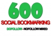 provide 600+ Social  Bookmarking to your website along with RSS submission, ping and indexing
