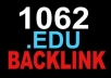 create KILLER 1062 Auto Approve Guarantee Permanent Live Forever Edu Backlink for Boost Your Google Serp Ranking Website in 24hour @!