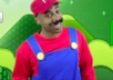 send a MARIO birthday greeting of him running through a mock level 1 to the castle...!!!!