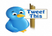 HardCore Twitter Marketing Package - 100 Twitter Followers,Tweets,and Retweets