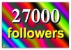 add 27000+ Twitter Followers To Boost Up Your Followers Count Without Any Admin Access