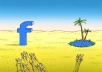 Get 100% Real 500 Facebook like On Your Facebook Fan page